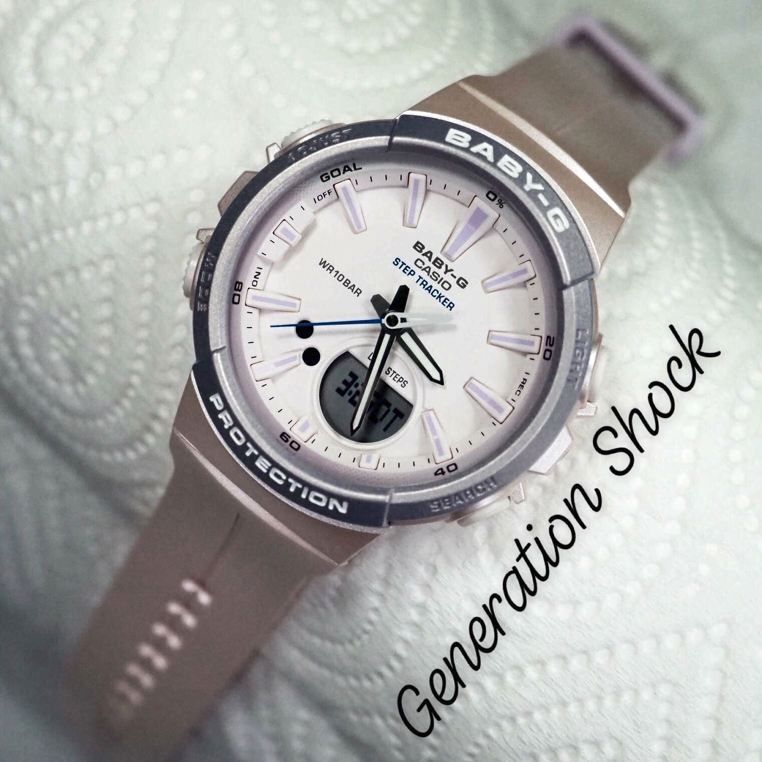 Newarrivals Babyg Casio Sports Watch 1 Year Official Warranty Baby G Bga 230 7b Original 100 Authentic With Step Tracker In Absolutely Toughness Best Gift For