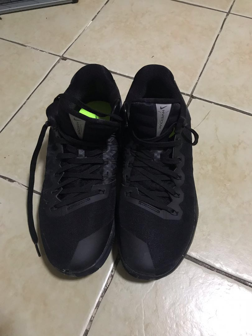 newest be031 69fa5 Nike 2016 Hyperdunk Low Basketball Shoes Size 11.5, Sports, Athletic    Sports Clothing on Carousell
