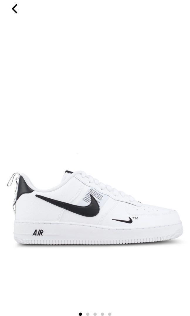 Nike Air Force 1 '07 Level 8 Utility shoes, Men's Fashion