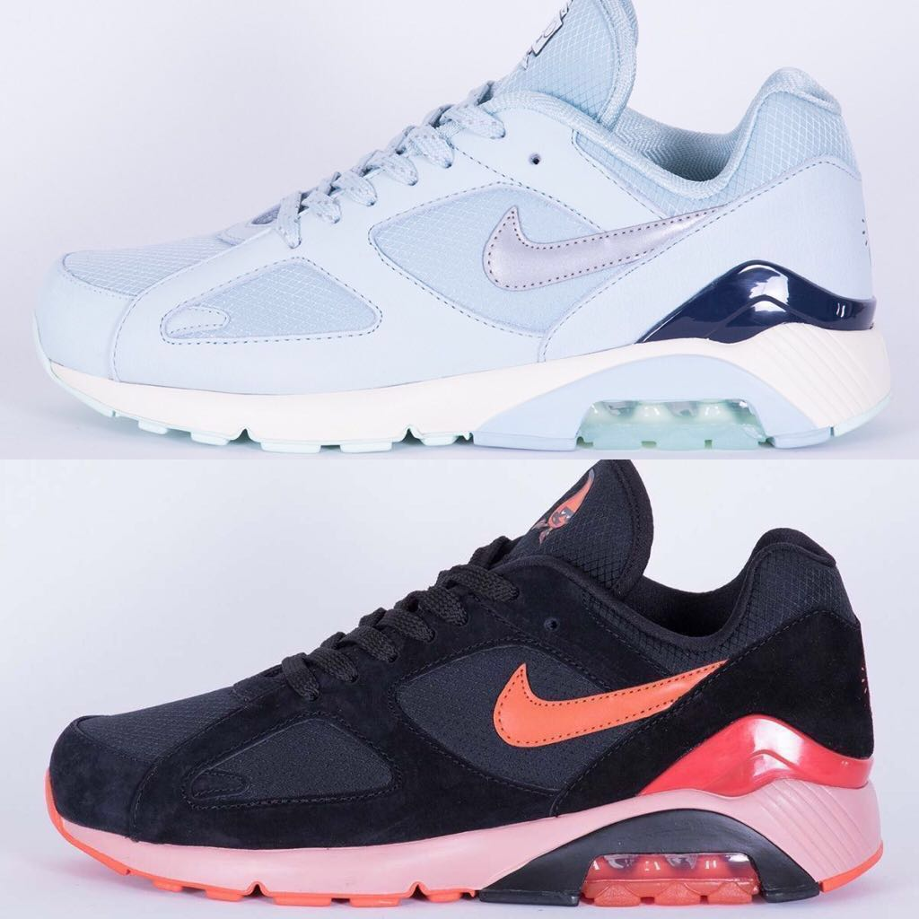 superior quality 5a463 8bb1b Nike Air Max 180 Fire & Ice Pack WTT/WTS, Men's Fashion, Footwear, Sneakers  on Carousell