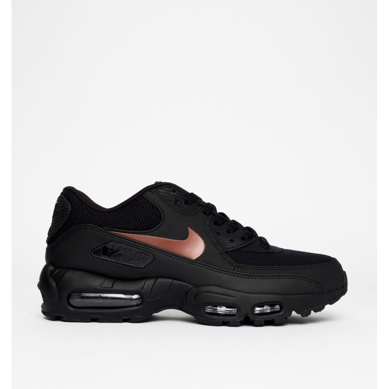 buy popular 6b499 d6311 Nike x PATTA Air Max 90/95 US9, Men's Fashion, Footwear ...