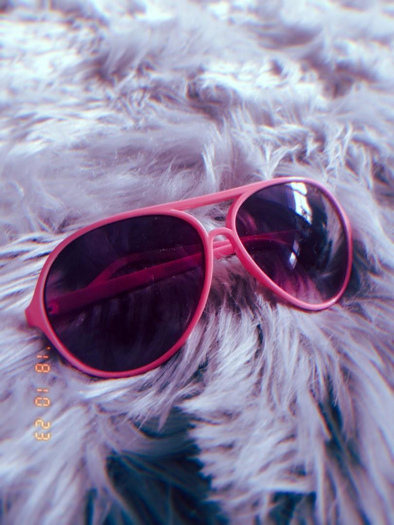ad055ffa47 Pink aviators pink sunglasses RayBan style