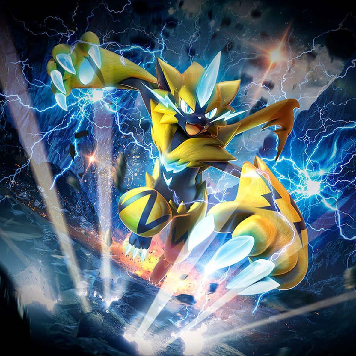 Pokemon Zeraora Mythical Event Code, Toys & Games, Video