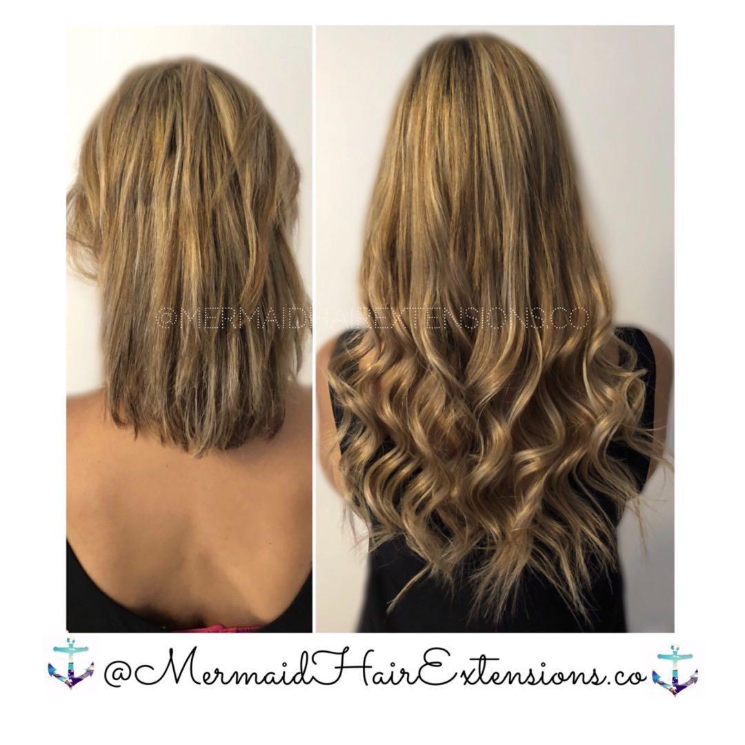 ✨PREMIUM MERMAID HAIR EXTENSIONS✨ Starting at $375!✨