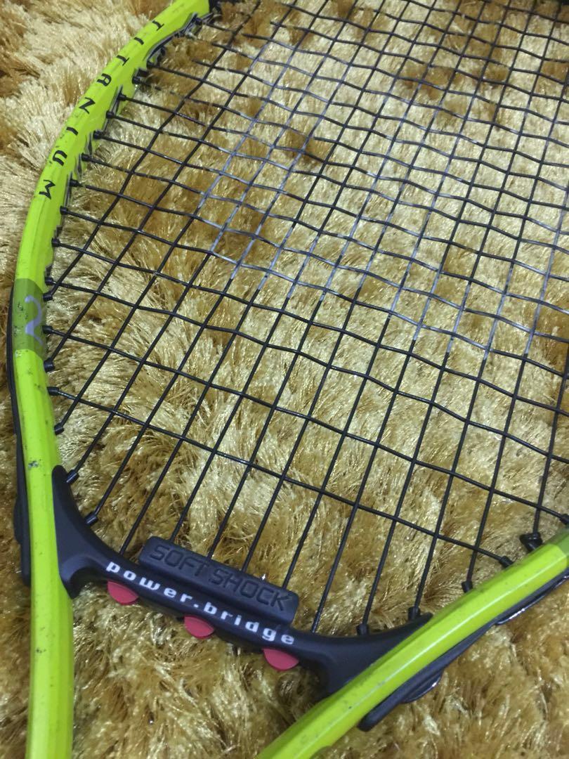 Raket tenis wilson junior