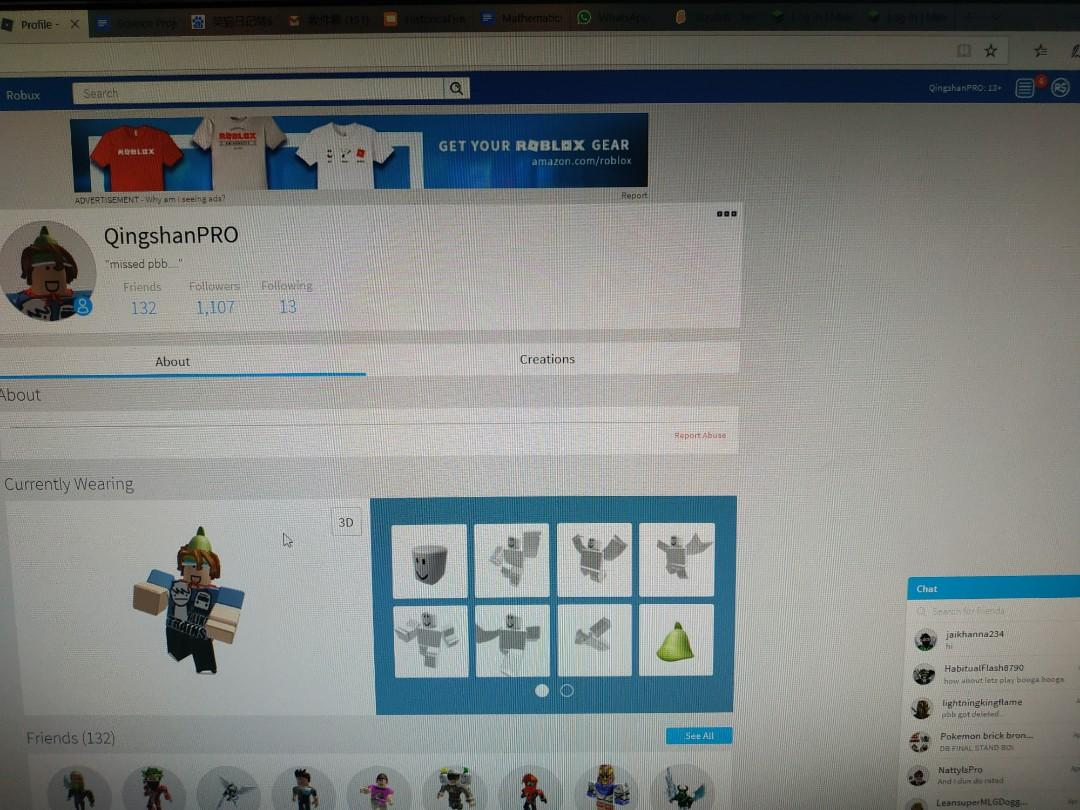 Roblox account, Toys & Games, Video Gaming, Video Games on