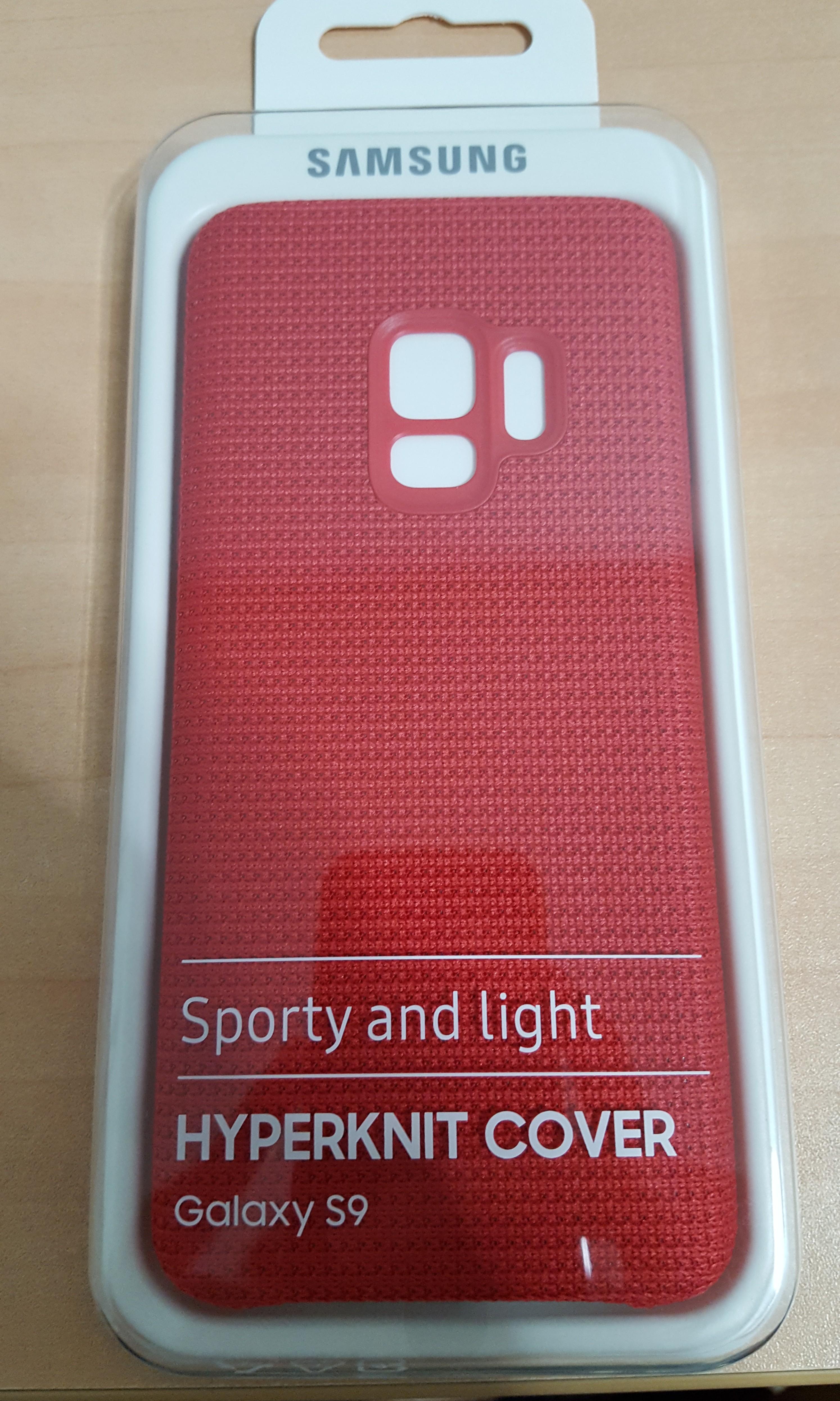 reputable site ca89e 3c77c Samsung Galaxy S9 Hyperknit Cover