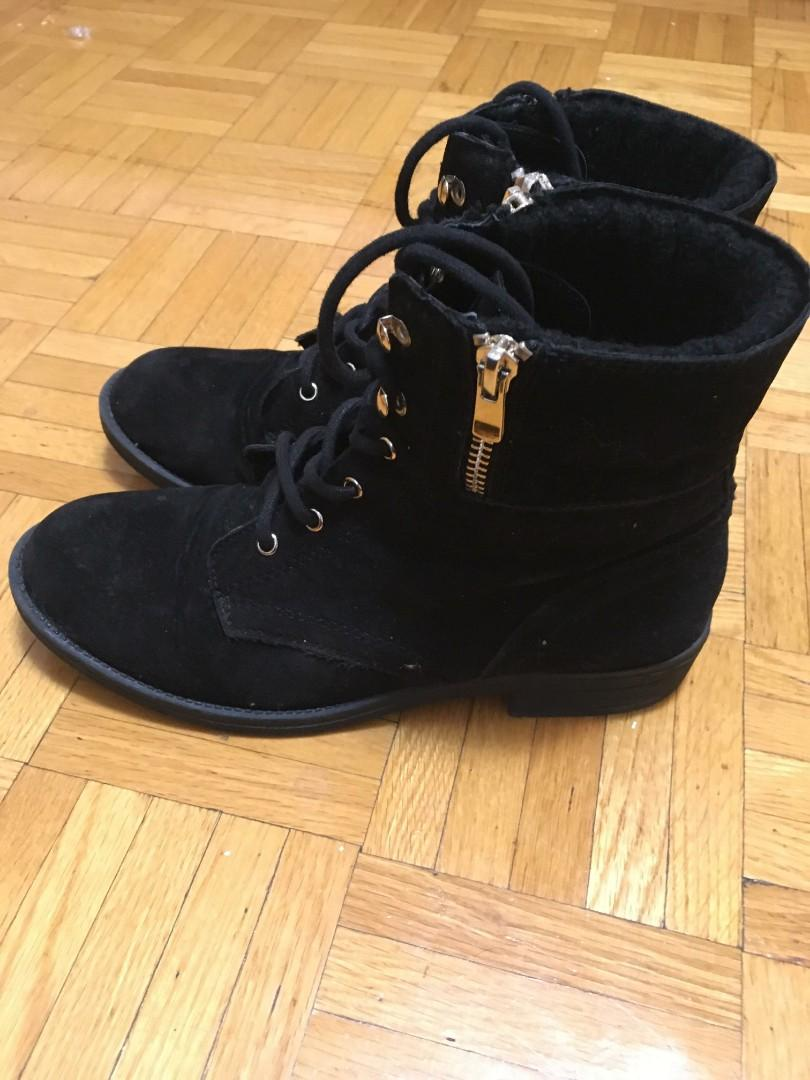 Sears boots size 7-7.5