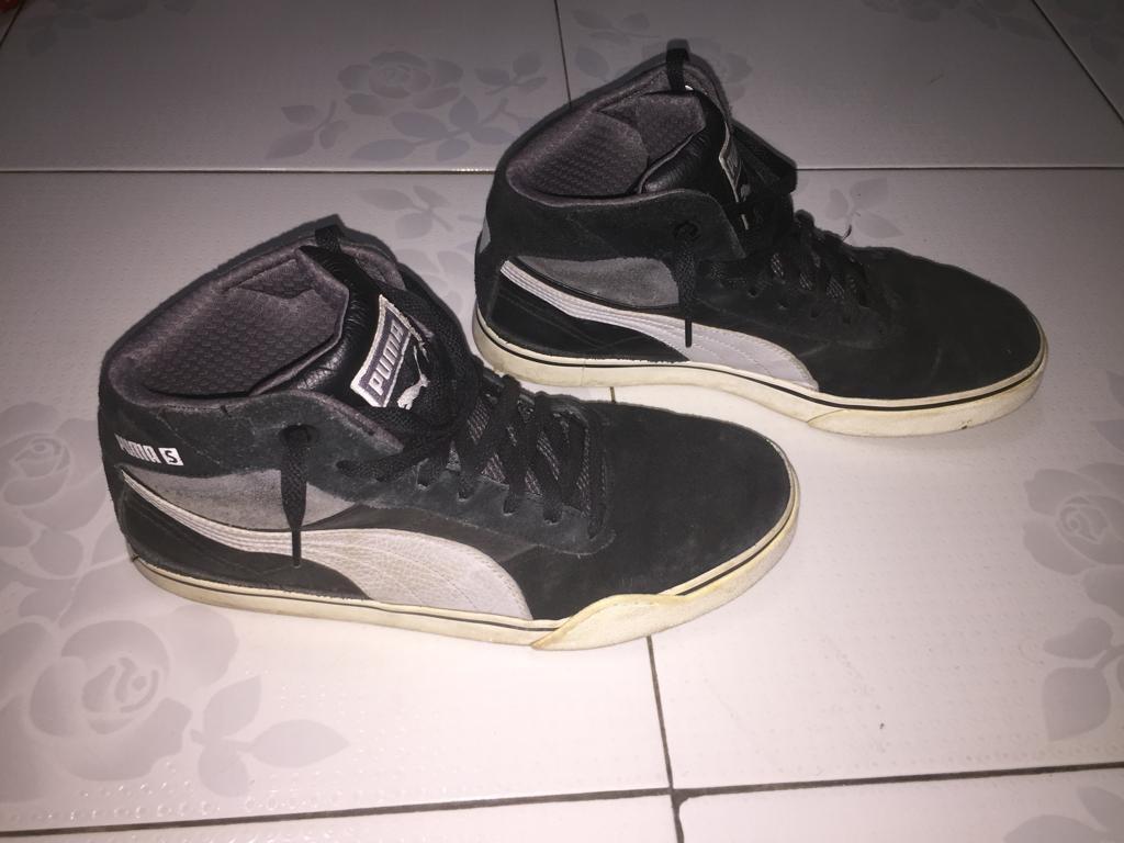 Sepatu PUMA high classic