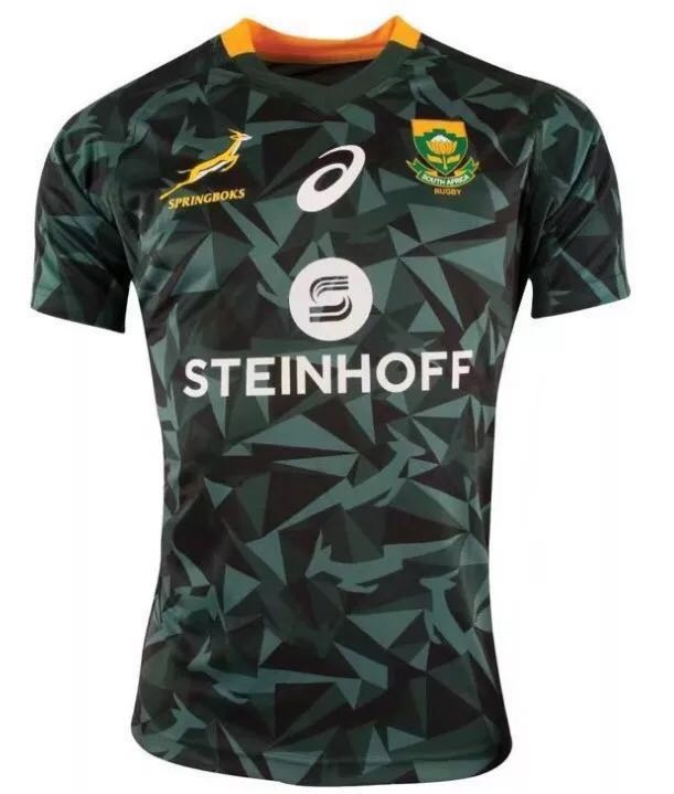 67e8d1791ee South Africa 18 19 Rugby Home Kit