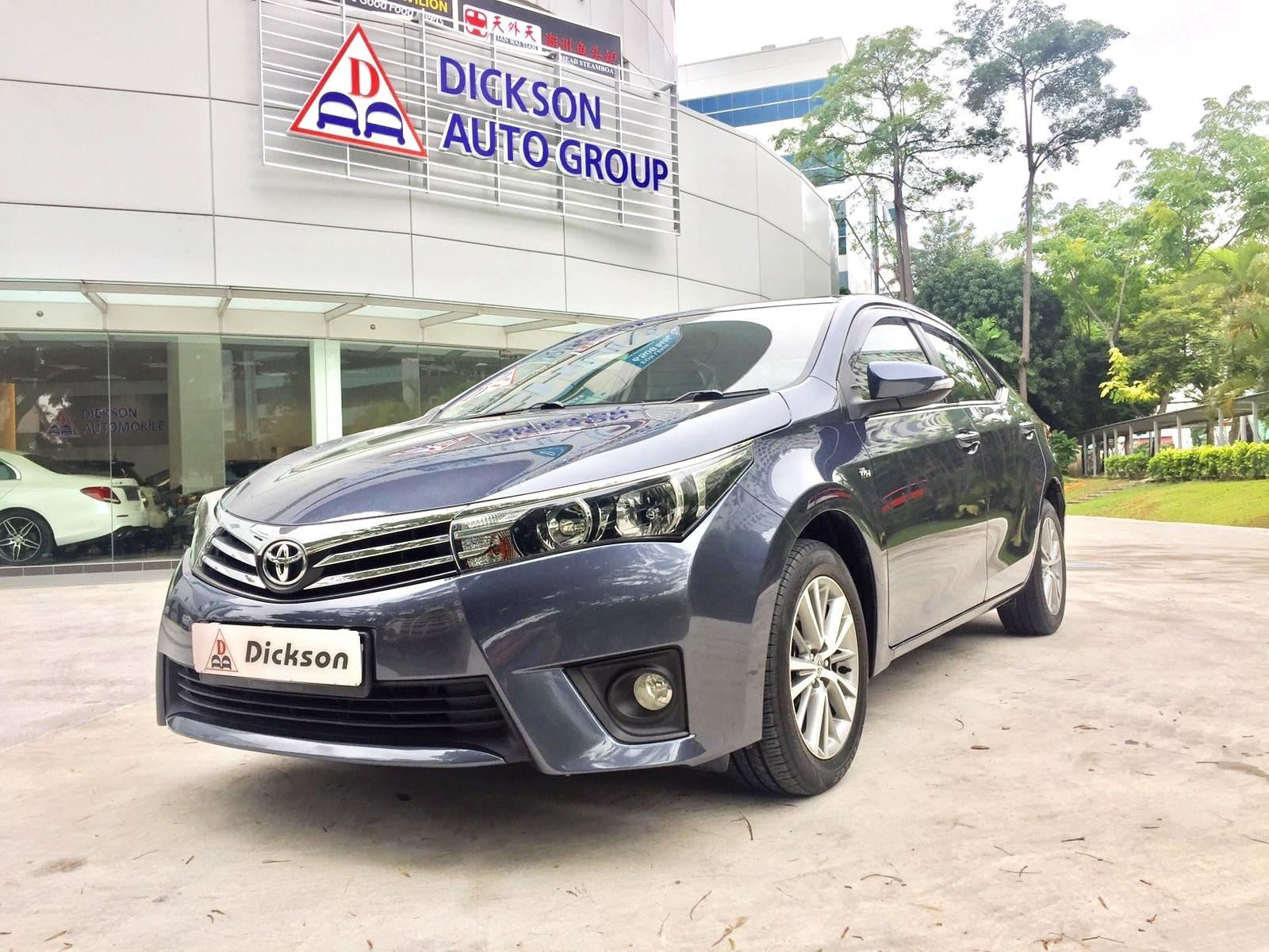 Toyota Corolla Altis 1 6 Classic Auto Cars Used Cars On Carousell