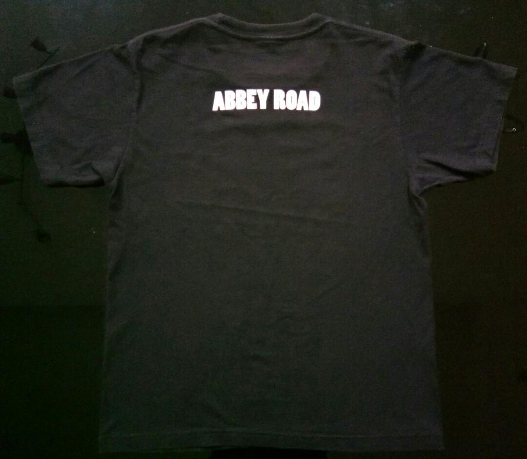 1e8944549 Tshirt t shirt bundle to let go! Abbey road black, Men's Fashion ...