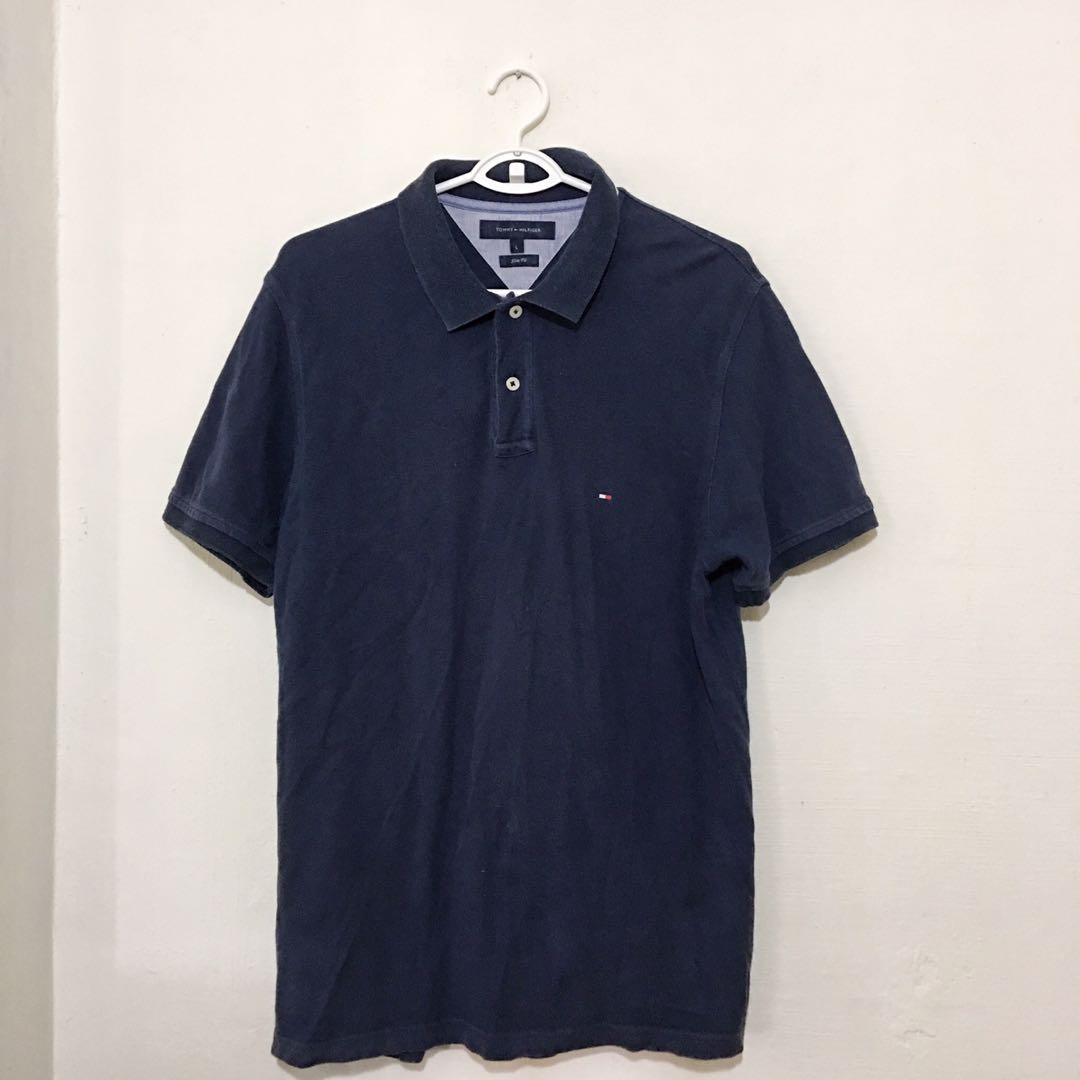 7e5e4b37c Vintage Tommy Hilfiger Polo-T, Men's Fashion, Clothes, Tops on Carousell
