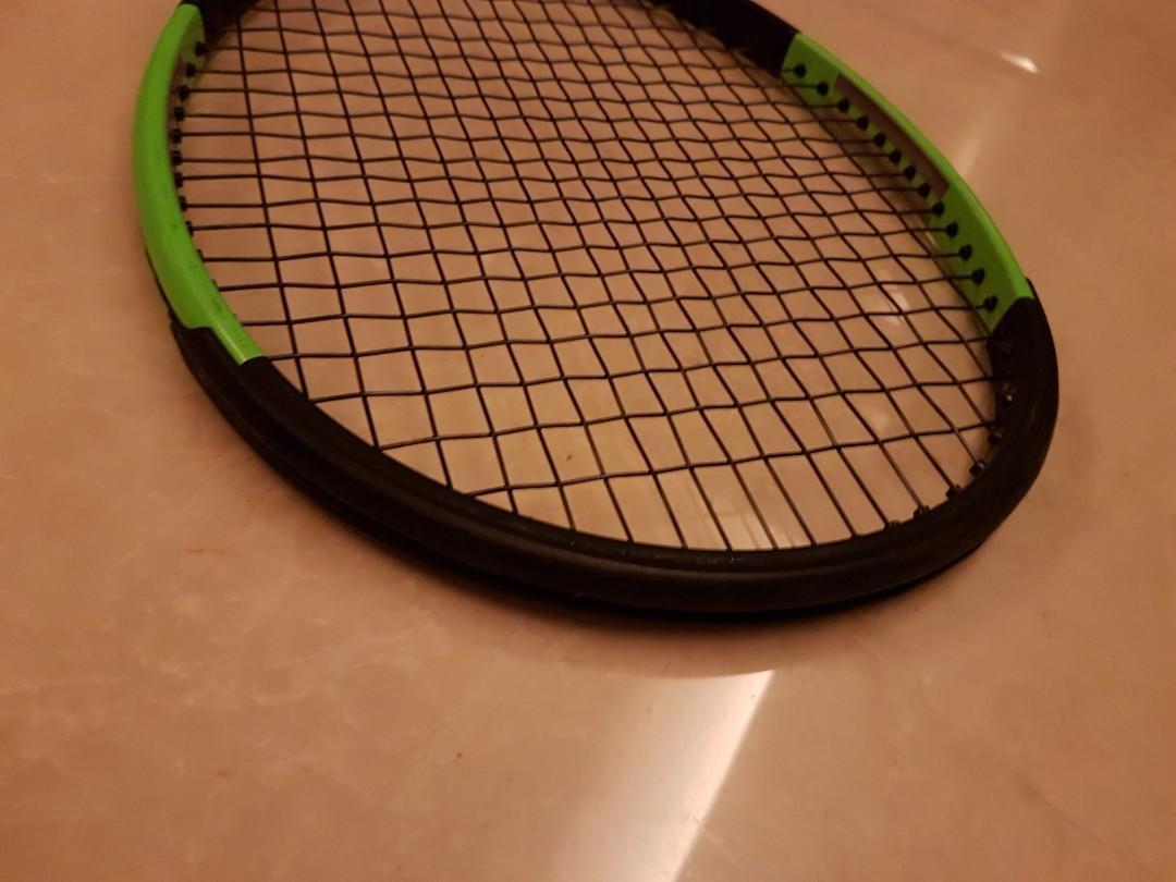 Wilson Blade 98 CV Raket Tenis
