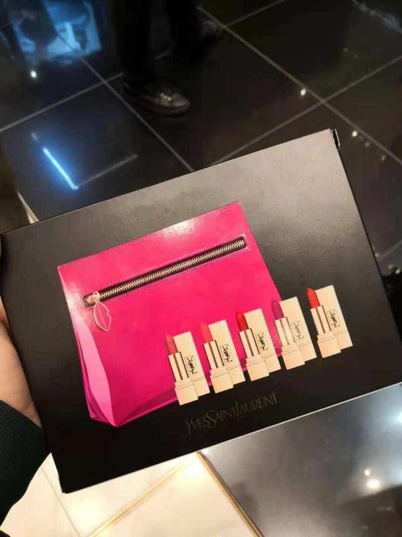 YSL LIMITED EDITION GIFT SET
