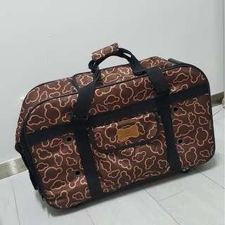 拉杆式寵物袋