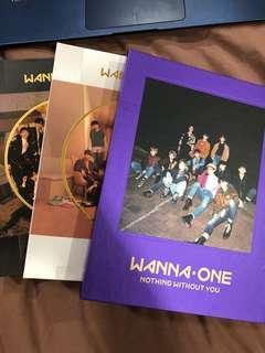 $1 wanna one album sale