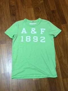 Abercrombie & Fitch Graphic Tshirt