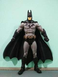Batman dc arkham asylum justice league marvel legends