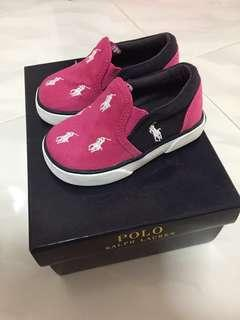 Polo Ralph Girl Shoes UK size 4