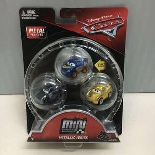 Disney cars 3 mini micro racers metallic series