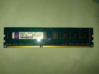 Kingston RAM 8GB Kit 1600MHz