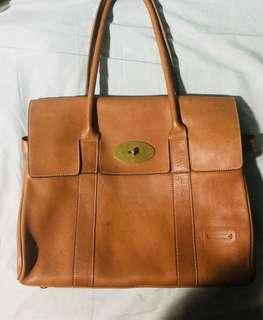 Mulberry Bayswater Inspired Genuine Leather