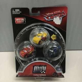 Disney cars 3 mini micro racers