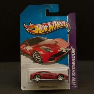 Hot Wheels Ferrari 12Berlinetta