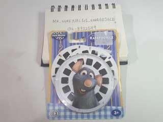 VIEWMASTER REEL Ratatouille Disney Pixar
