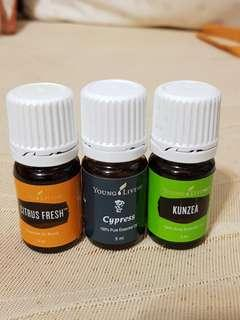 Brand new 5ml Essential Oils