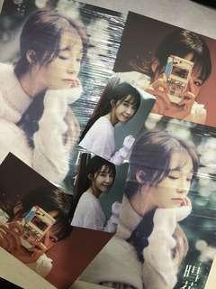 Apink Eunji Hyehwa Album + Photocard
