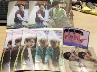 [WTT/WTS] Got7 Present You Lullaby Photocard & PO Gift