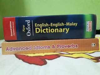 [WTS] English Dictionary & Advanced Idioms