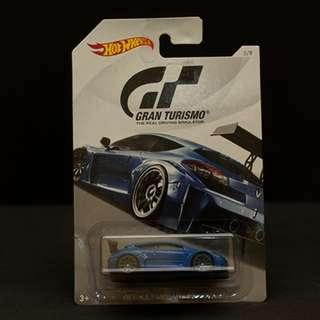 Hot Wheels Renault Megane Trophy