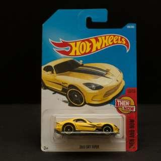 Hot Wheels SRT Viper
