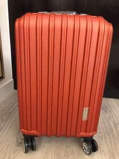 全新八轆行李箱 20吋箧 America Tiger空姐專用