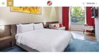 Festive Hotel (26 Oct to 28 Oct)