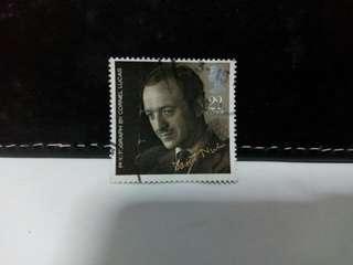 1985 Britain Stamp Actor David Niven