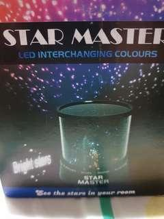 Star Master LED Light