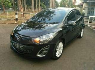 Mazda 2 R HB 2012/13 Matic Black Facelift