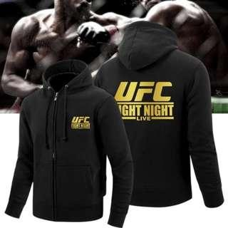 UFC MMA Fight Jacket Hoodie - Limited edition  ! UFC jacket