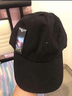 (RE-PRICE & NEGO) - BLACK CAP