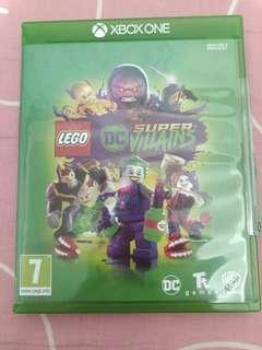 Xbox one Lego DC super villains 有code