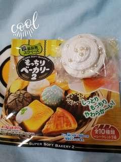 squishy 日本 super soft bakery