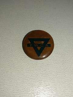 YWCA Pin 女青年會章(1995年)