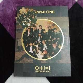 Wanna One I Promise You IPU album (Night ver)