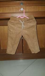 Celana Codoray H&M warna coklat