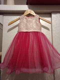 Dress Pesta Anak Custom Design