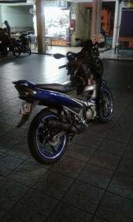 Yamaha 125z utk dijual @ swap dgn Y15